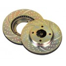 Jgo de Discos EBC GD 284x22mm
