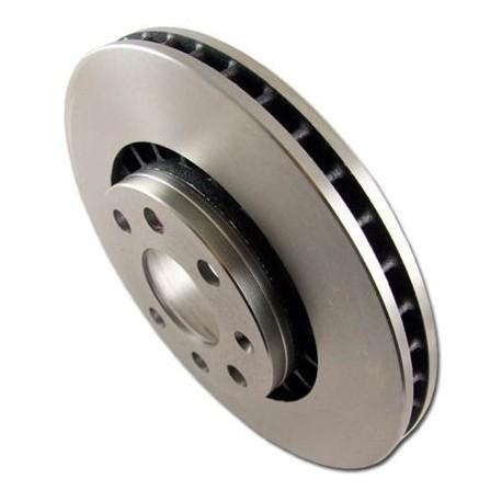 Jgo de Discos EBC lisos 288x25mm