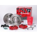 Kit Brembo 4 pistones 330x28mm