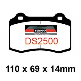Ferodo Racing DS2500 FCP1348H