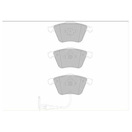 Pastillas Necto AP FD7175A