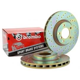 Discos Brembo Sport 305x28mm Taladrados