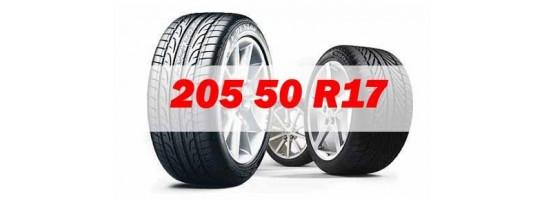 205 50 R17