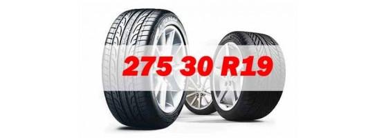 275 30 R19