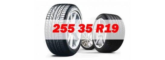 255 35 R19