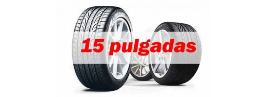 15 Pulgadas