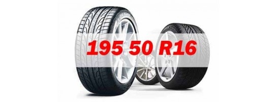195 50 R16